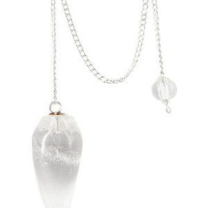 Bergkristal pendel druppel