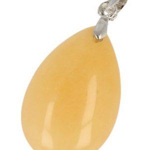 The drop of Aventurijn geel - hanger