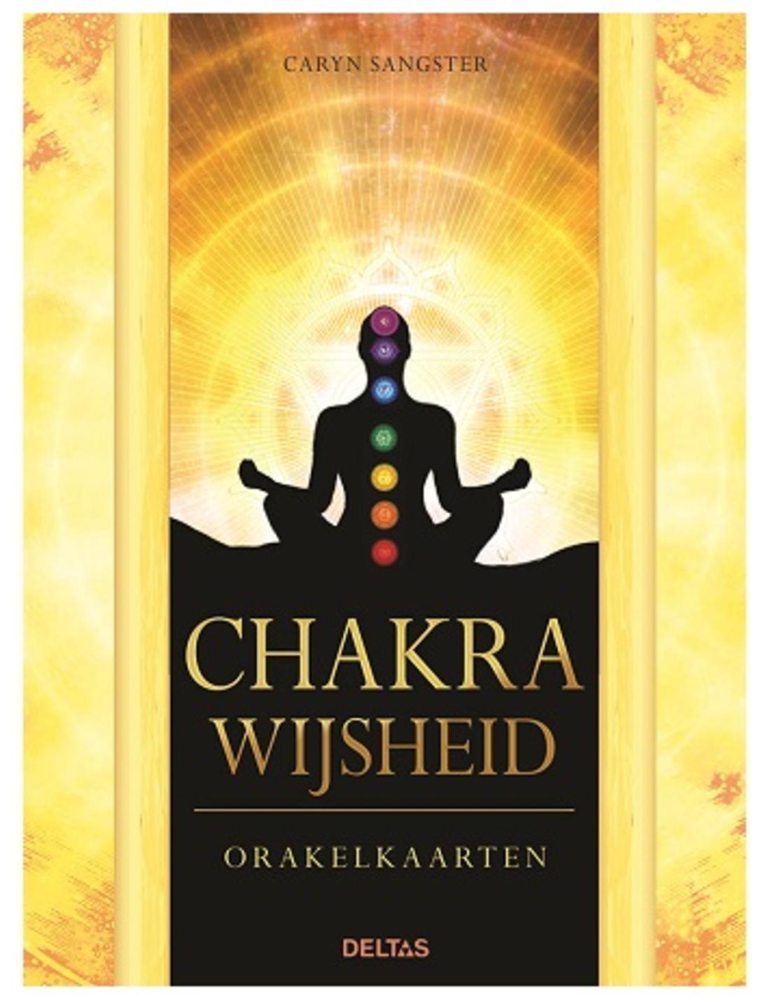 Chakra wijsheid - orakelkaarten