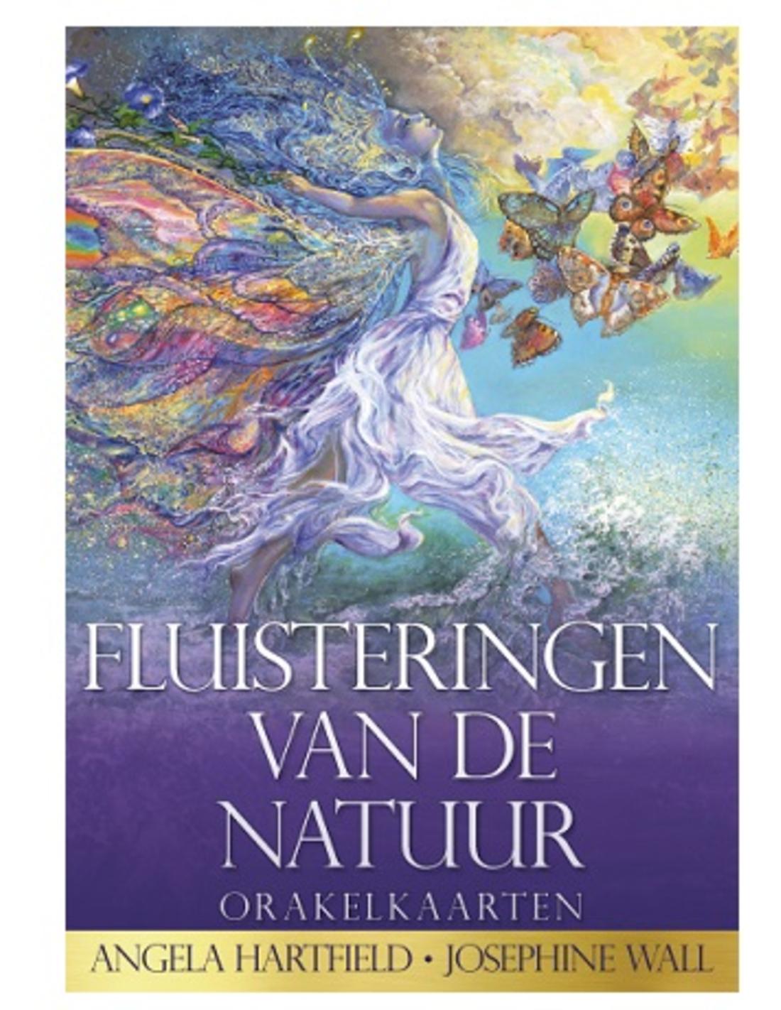 Fluisteringen van de natuur, kaarten